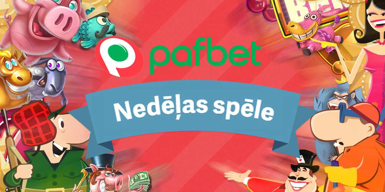 pafbet game of week