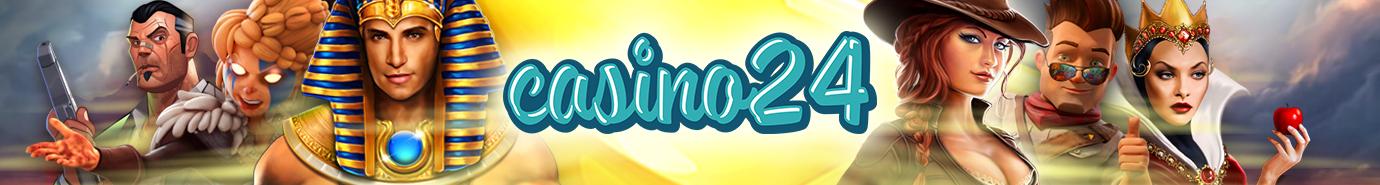 Сasino24.lv - Latvijas kazino un totalizatoru bonusi vienuviet