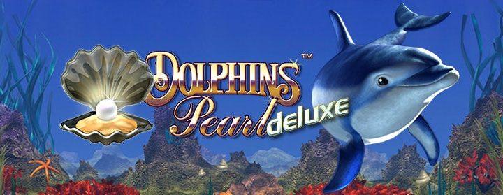 """500€ bonuss """"Dolphin's Pearl Deluxe"""" spēlē!"""