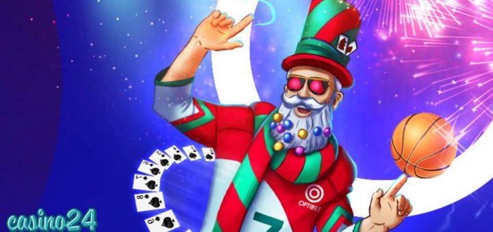 Optibet xmas kazino sporta bonuss