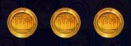 Labirinta bloka simbols Bezmaksas griezieni