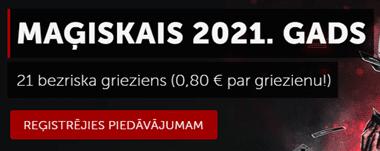 Maģiskā 2021. Gada  betsafe kazino