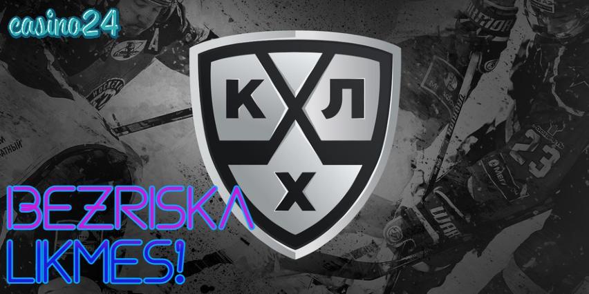 Synottip hokeja KHL bezmaksas likmes